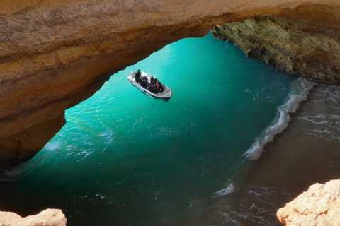 Algarve: Benagil Caves and Wild Beaches Boat Tour