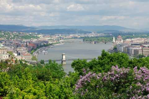 Budapeste: excursão a pé guiada por Gellért Hill