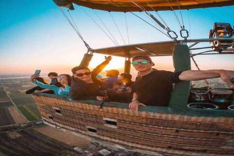 Luxor: Sunrise Hot Air Balloon Ride