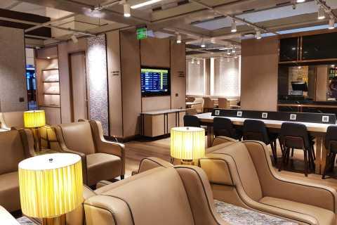 Delhi: Indira Gandhi Airport Premium Lounge Access