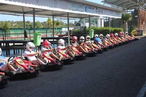 Algarve: experiencia de karts en el parque familiar Karting Almancil