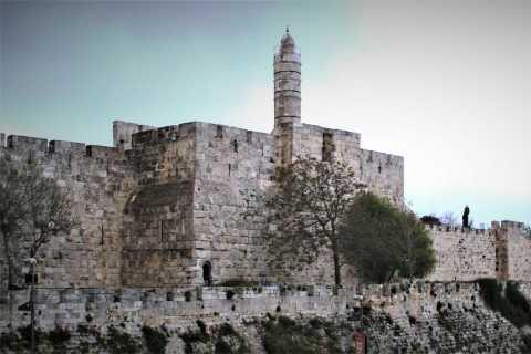 Jerusalem/Tel Aviv: Bethlehem and Jerusalem Private Tour