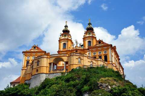 Vienna: Mariazell Basilica and Melk Abbey Private Tour