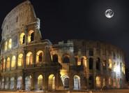 Rom: Sunset Hop-on Hop-off und geführte Wanderung