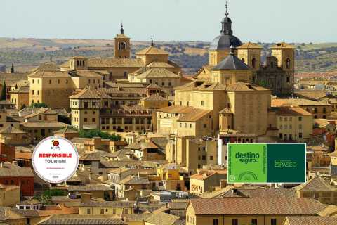Toledo: A Walking Tour in a World Heritage Site