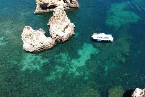 Ponta da Piedade: Half-Day Cruise with Lunch from Lagos