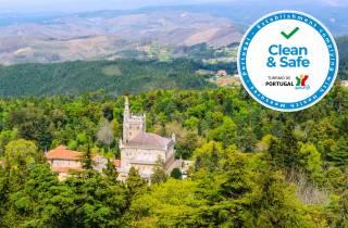 Von Porto aus: Ganztägige Privattour nach Coimbra und Buçaco