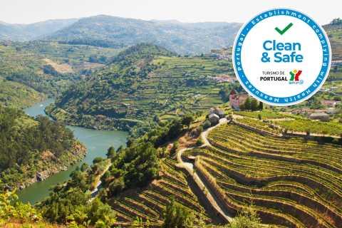 Porto: Excursão de 1 Dia à Região Vinícola do Vale do Douro