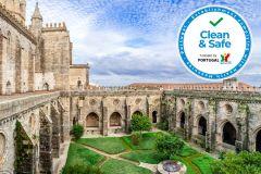 Excursão de 1 Dia a Évora saindo de Lisboa com Almoço