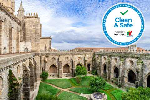 From Lisbon: Full Day Évora Tour with Lunch
