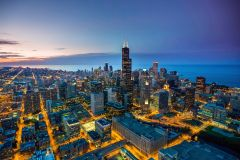 Willis Tower: Ingresso para Skydeck e The Ledge Experience