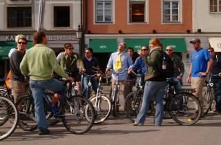 München: Abendradtour mit Biergartenbesuchen