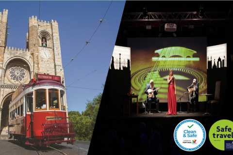 Lisboa: Circuito Sete Colinas de Bonde e Show de Fado