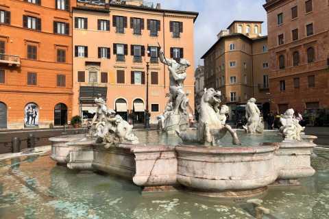Rom: Einstellungen der Opera Tosca Walking Tour