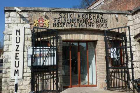 Budapeste: visita guiada ao Hospital in the Rock & Castle