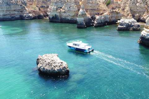 Coast Trip to Ponta da Piedade From Lagos
