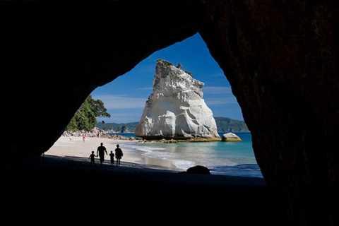 De Auckland: excursão de dia inteiro à Península de Coromandel
