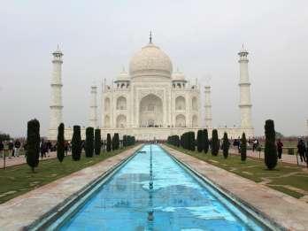 Von Delhi: Private Übernachtungstour nach Taj Mahal & Mathura
