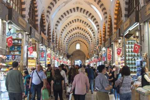 From Kusadasi: Istanbul Day Trip with Flight, Tour & Meal