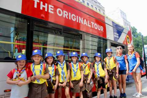 London: Kids Bus Tour