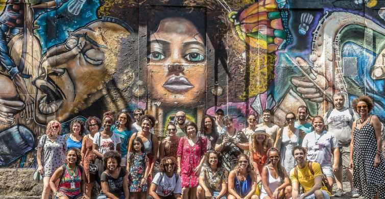 Rio de Janeiro: Little Africa Heritage Walking Tour
