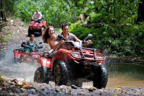 Puntarenas: ATV Adventure and River Boat Shore Excursion
