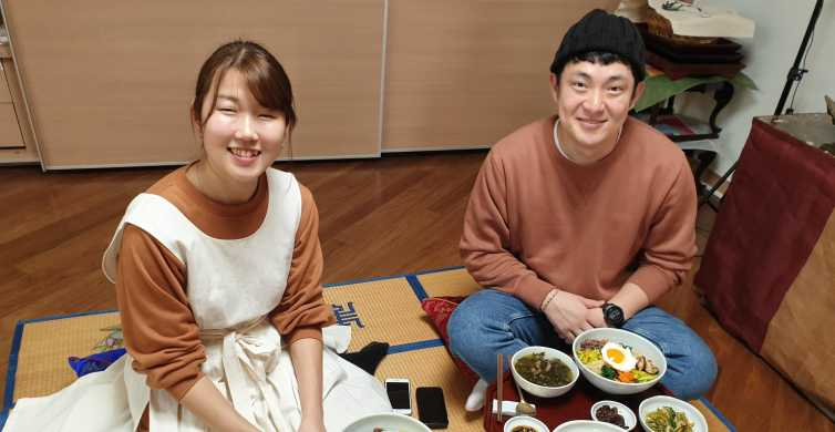 Busan: Small-Group Traditional Korean Food Cooking Class