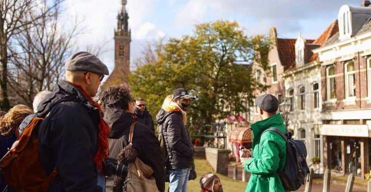 Amsterdam: Windmühlen, Edamer, Volendam und Marken Private Tour