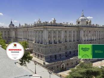 Madrid: Geführte Besichtigung des Königlichen Palastes