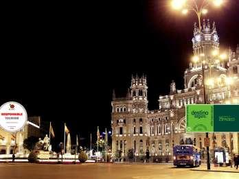Madrid: Rundgang zum Sonnenuntergang und Flamenco-Show