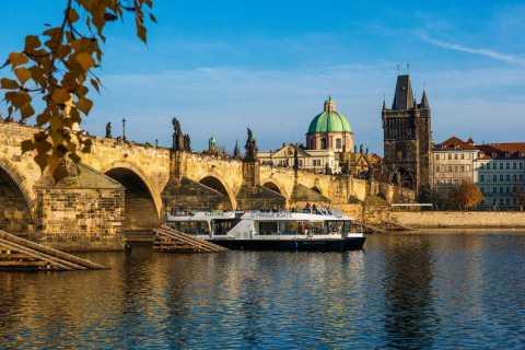 Prague: Eco-Friendly Sightseeing Cruise