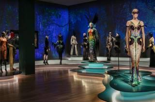 "Kunsthalle München: ""Thierry Mugler: Couturissime"" Ticket"
