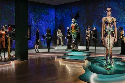 "Kunsthalle Munich: ""Thierry Mugler: Couturissime"" Ticket"
