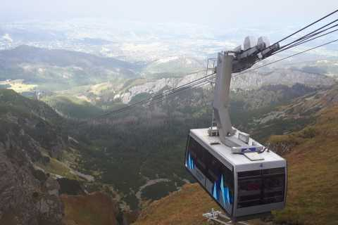 Zakopane Full-Day Trip from Krakow with Cable Car Ride