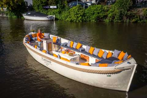 Amsterdam: 1-Hour Luxury Canal Cruise from Rijksmuseum