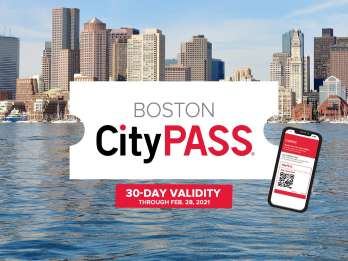 Boston CityPASS®: Sparen Sie 45% bei 4 Top-Attraktionen