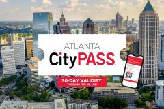 Atlanta CityPASS®: economize 40% em 5 principais atrações