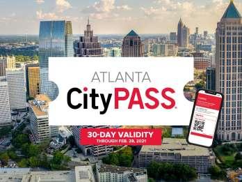 Atlanta CityPASS®: Sparen Sie 40% bei 4 Top-Attraktionen