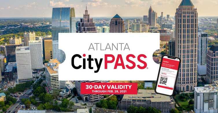 Atlanta CityPASS®: Save 40% at 4 Top Attractions