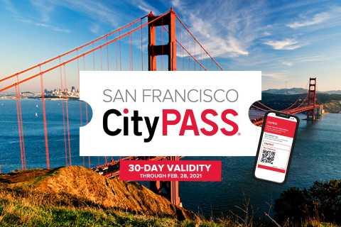San Francisco CityPASS®: Save 45% at 4 Top Attractions