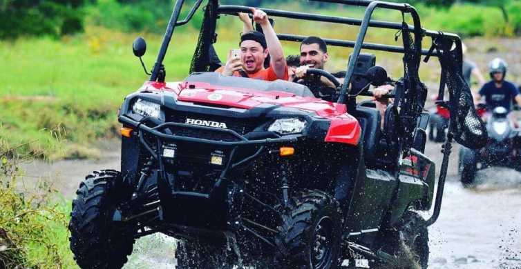 Puntarenas: Buggy Ride and River Boat Shore Excursion