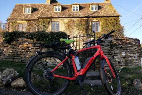 Cotswolds: Full-Day Electric Bike Tour