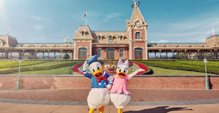 Hong Kong Disneyland Park Tickets
