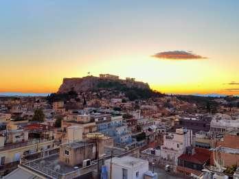 Athen: Virtuelle Akropolis-Tour mit einem lizenzierten Führer