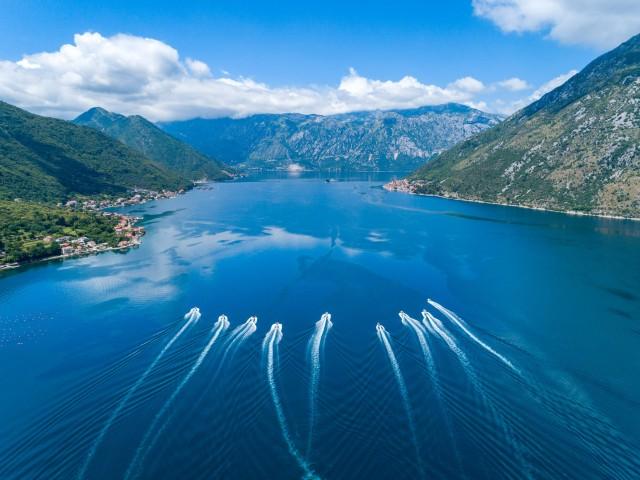Kotor: Beste uitzicht op Kotor met privé speedboottour