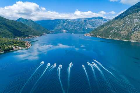 Kotor: Best Views of Kotor with Private Speedboat Tour