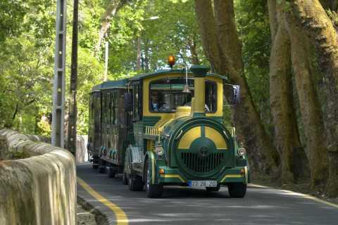 Sintra: Touristisches Sightseeing-Zugticket