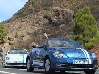 Gran Canaria: Erkundungstour im Beetle-Cabrio