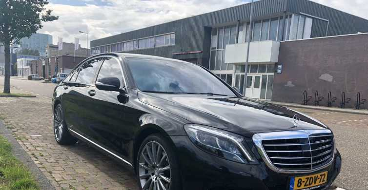 Private Transfer from Schiphol Airport to Amsterdam