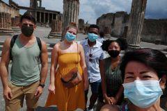 Pompeia: Excursão Guiada a Pé com Ingresso